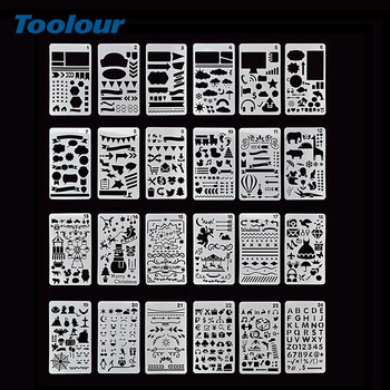 Toolour 24pcs/daug
